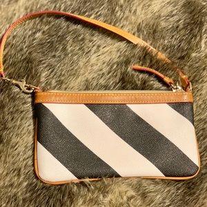 Dooney & Bourke Bags - Dooney & Burke Slim Wristlet/Clutch